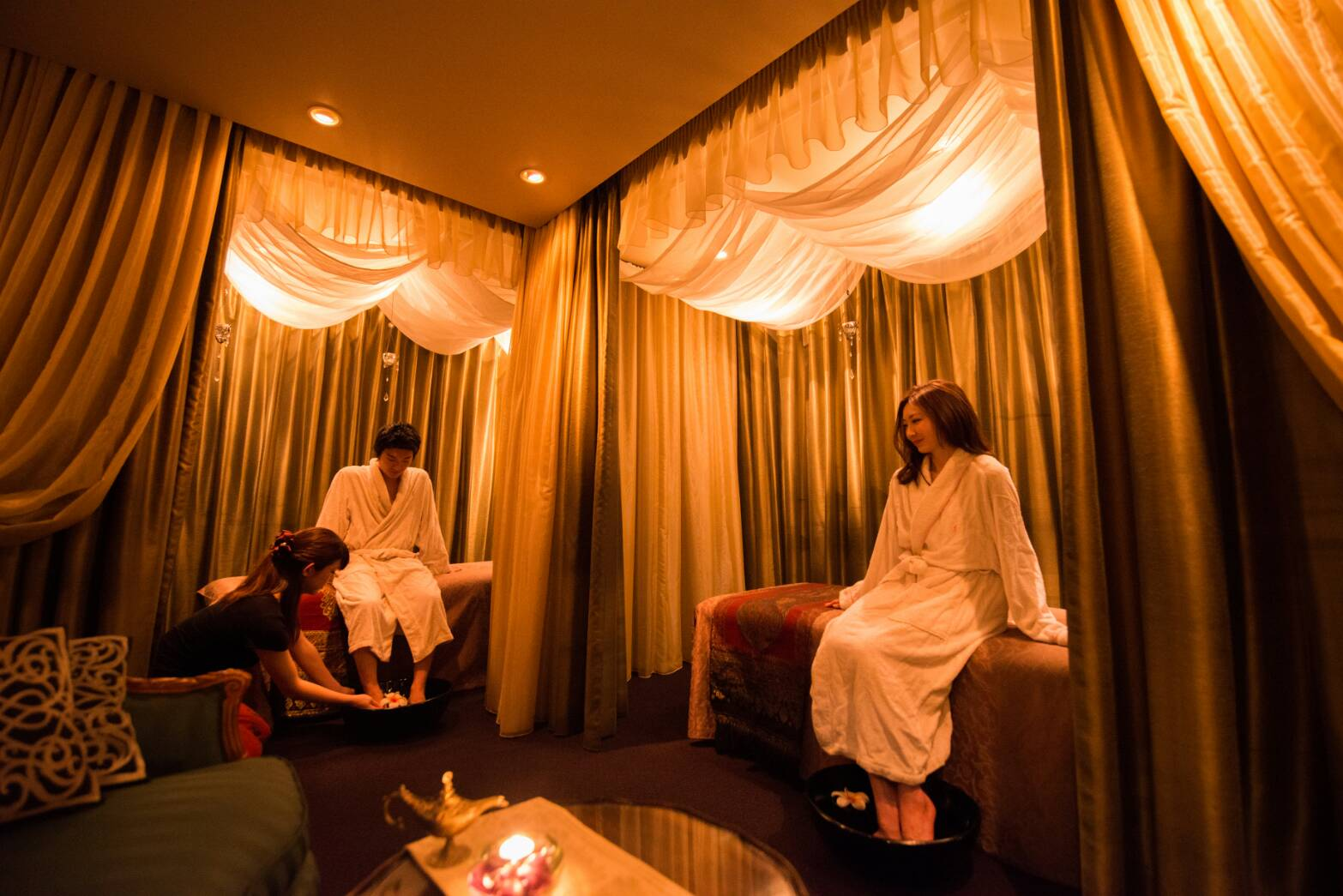 relaxation & aroma ZABON (ざぼん)